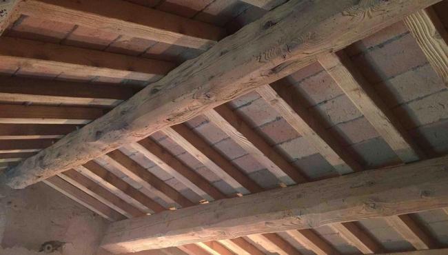 Verniciature lignee e metalliche - Ponte Marzio