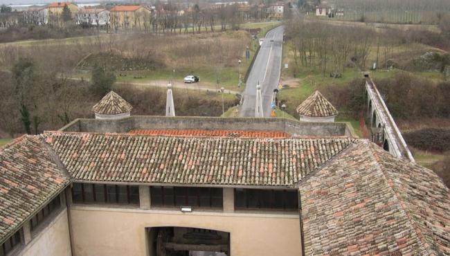 Restauri architettonici - Ponte Marzio