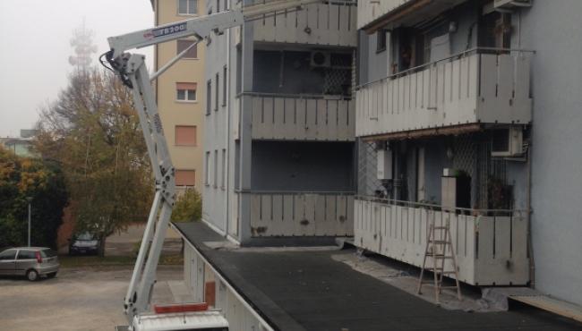 Pitture Esterne - Ponte Marzio