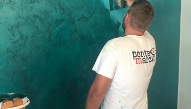 Pitture Interne - Ponte Marzio