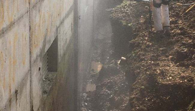 Idrolavaggi e idrodemolizioni - Ponte Marzio